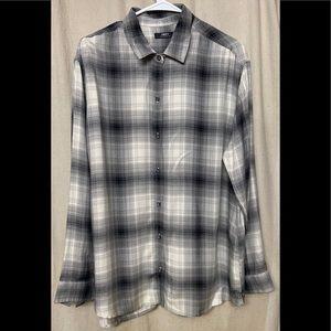 Obey Button Down Shirt